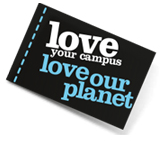 love your campus, love your planet