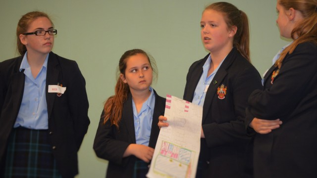 Transport Workshop - RGS Presenting Ideas