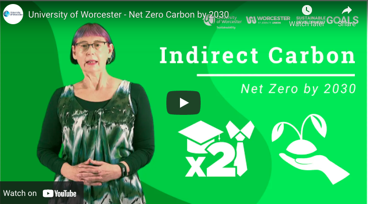 University of Worcester – Net-Zero-Carbon-by-2030